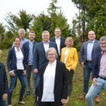 Gemeinsam mit der CDU als Kandidat in den Kreistag